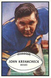 John Kreamcheck - 1953 Bowman.jpg
