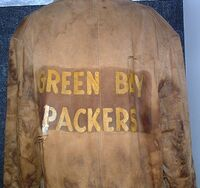 Old Packers Jacket Edit