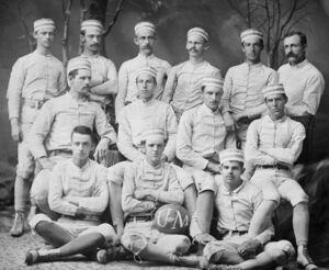 1879 Michigan football team