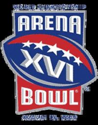 ArenaBowl XVI