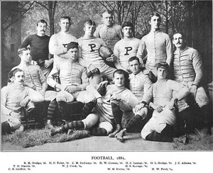 Princeton Tigers football team (1885)