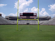 Doak Campbell Stadium Inside