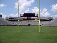 Doak Campbell Stadium Inside
