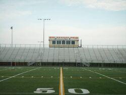 Red Grange Field
