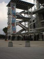 Alltel escalators