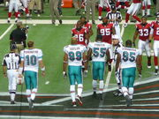 2009 Miami Dolphins team captains