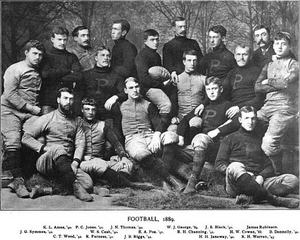 Princeton Tigers football team (1889)