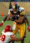 Hines Ward vs. Chiefs