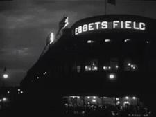 Ebbets Field 1950
