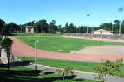 Renovated Kezar Stadium