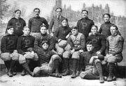 1895 Penn Quakers (team picture)