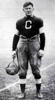 Jim Thorpe football