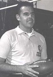 Otto Graham in 1959