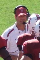 Jim Harbaugh in 2007