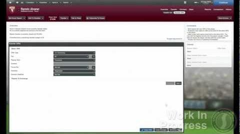 Football Manager 2013 Video Blogs Competition Updates (English version)