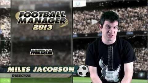 Football Manager 2013 Video Blogs Media (English version)