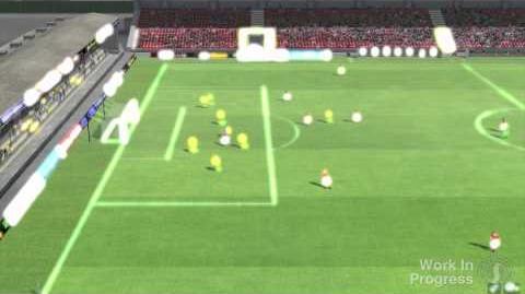 Football Manager Video Blog Match Engine 3 (English version)