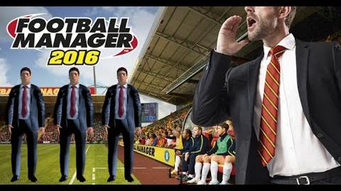 FOOTBALL MANAGER 2016! Fantasy Draft, Create a Club, Touch & More!