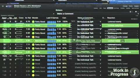 Football Manager 2014 Match Day Trailer
