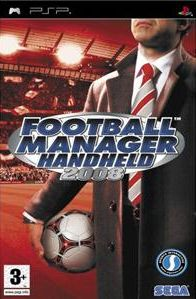 Football Manager Handheld 2008 cover.1