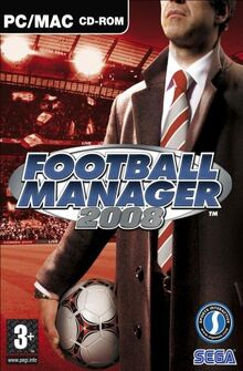 FM 2008 cover