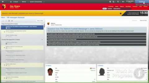Football Manager 2013 Video Blogs Transfers & Contracts 2 Transfer Deadline Day (English version)