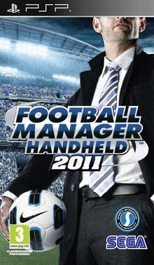 Football Manager Handheld 2011 cover
