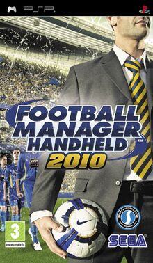 Football Manager Handheld 2010 cover