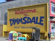Dimmsdale (Live Action)