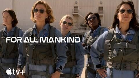 For All Mankind — Official Trailer Apple TV+