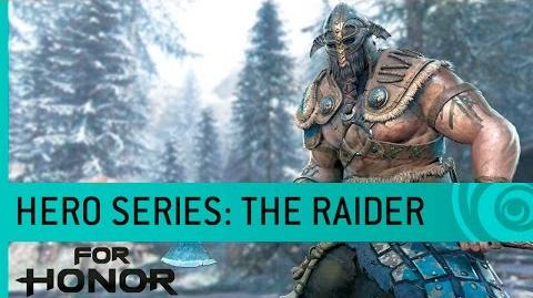 For Honor Trailer The Raider (Viking Gameplay) - Hero Series 2 US