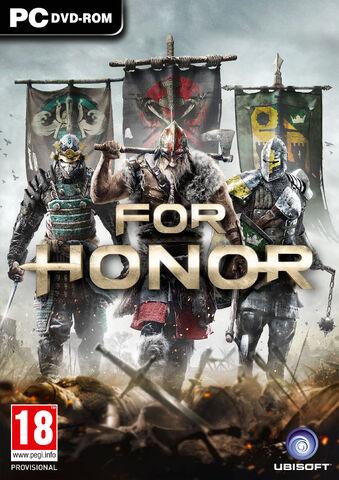 File:For Honor Packshot PC .jpg