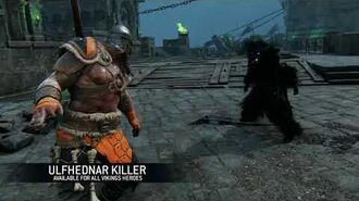 Ulfhednar Killer