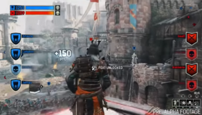 For Honor PVP end match combat