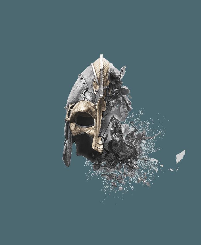 Helmet-stormborn