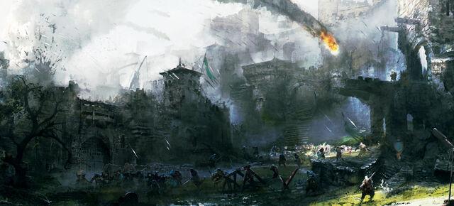 File:For Honor ca CourtyardsBattle E3.jpg