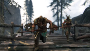Raiding the Raiders - Warborn clan