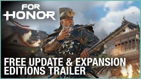 For Honor Marching Fire Free Update & Expansion Editions Trailer Ubisoft NA