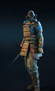Orochi in blue