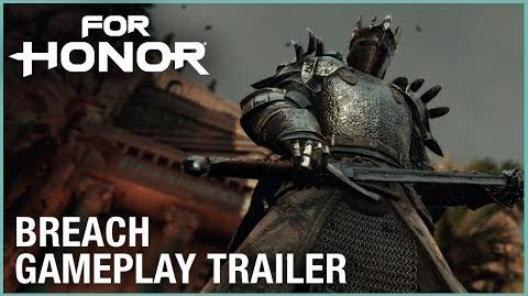 For Honor- E3 2018 Breach Gameplay Trailer - Ubisoft -NA-