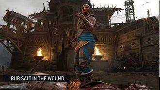 Rub Salt In The Wound (Viking)