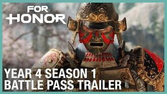For Honor- Year 4 Season 1 Battle Pass Launch - Trailer - Ubisoft -NA-