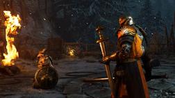 Wolves Among Sheep - Warden vs Gudmundr - third battle