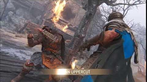Roman Uppercut