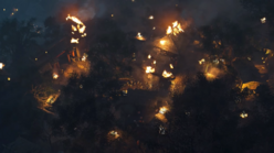 Duty - Imperial City on fire
