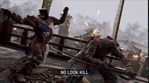 No Look Kill