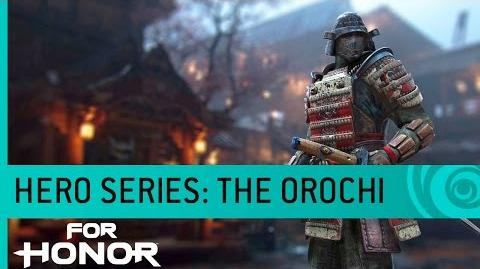 For Honor Trailer The Orochi (Samurai Gameplay) - Hero Series 4 US