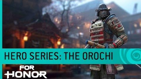 For Honor Trailer The Orochi (Samurai Gameplay) - Hero Series 4 US