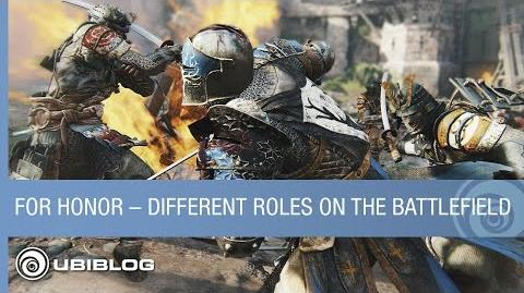 For Honor – How New Heroes Play Different Roles on the Battlefield US