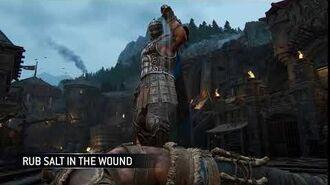 Rub Salt In The Wound (Knight)